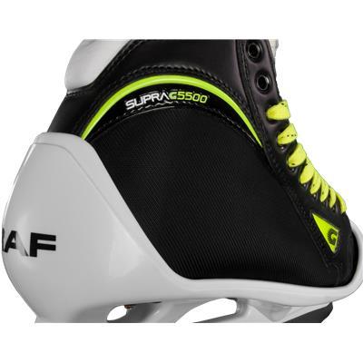 Back View (Graf Supra G5500 Goalie Skates)