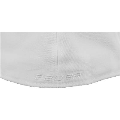 Back (Bauer 59FIFTY Fitted Hat - Adult)