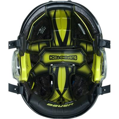 Liner View (Bauer Re-AKT Helmet)