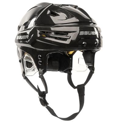 Black (Bauer Re-AKT Helmet)