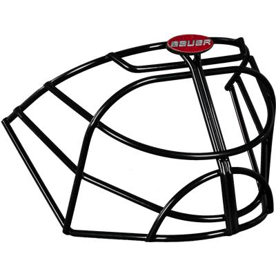Black (Bauer Profile Non-Certified Replacement Cage)