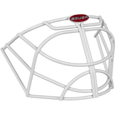 White (Bauer Profile Non-Certified Replacement Cage)