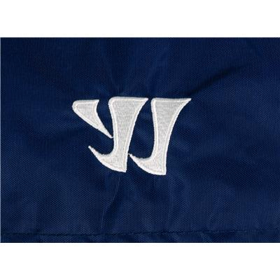 Embroidered Warrior Logo (Warrior Syko Hockey Pant Shell - Junior)