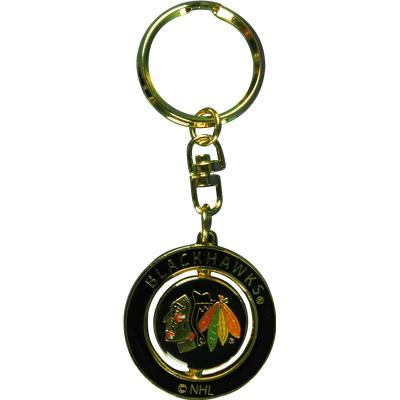 Chicago Blackhawks (NHL Spinner Keychain)