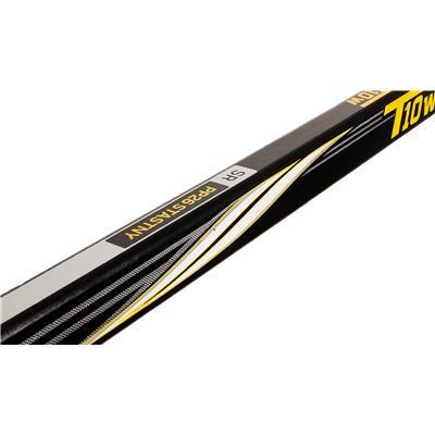 Impact-Resistant Fiberglass (Sher-Wood T10W Wood Stick)