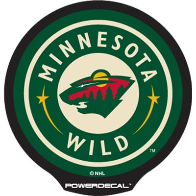 Minnesota Wild (Power Decal)