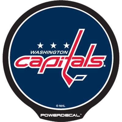 Washington Capitals (Power Decal)