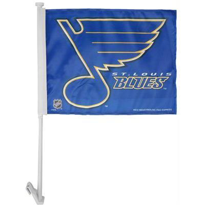 St. Louis Blues (Team Car Flag)