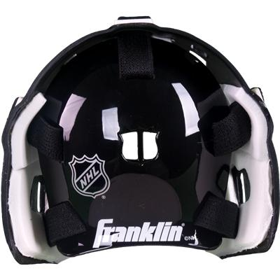 Back View (Franklin NHL Team Mini Goalie Mask)