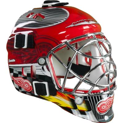 Detroit Red Wings (Franklin NHL Team Mini Goalie Mask)