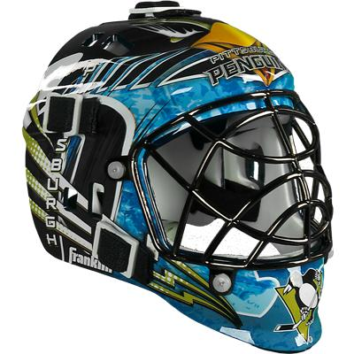 Pittsburgh Penguins (Franklin NHL Team Mini Goalie Mask)