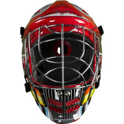 Lightweight and Protective (Franklin NHL Team SX COMP GFM 100 Street Hockey Goalie Mask)
