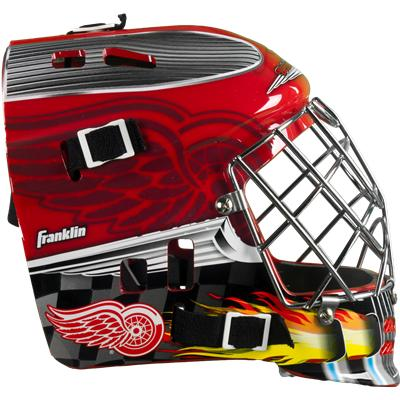 One Size Fits All (Franklin NHL Team SX COMP GFM 100 Street Hockey Goalie Mask)