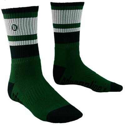 Forest Green/Black/White (Adrenaline The Directors Socks)