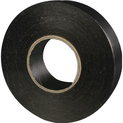 Black (Renfrew Polyflex Colored Tape - 1 Inch)