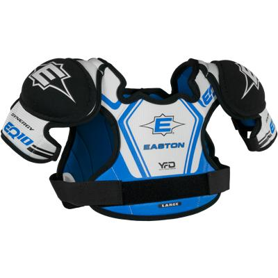 Youth EQ10 Shoulder Pads (Easton Synergy EQ10 Hockey Shoulder Pads)