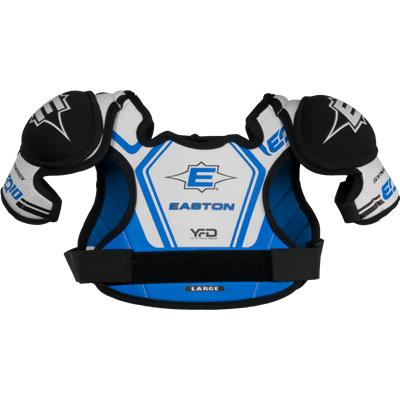 Front View (Easton Synergy EQ10 Hockey Shoulder Pads)