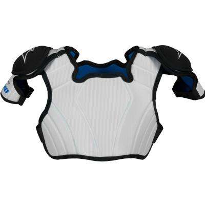 Back View (Easton Synergy EQ10 Hockey Shoulder Pads)