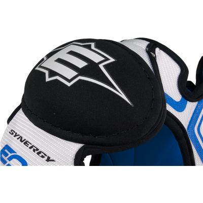 Shoulder Cap View (Easton Synergy EQ10 Hockey Shoulder Pads)