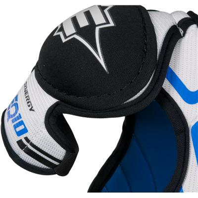 Bicep View (Easton Synergy EQ10 Hockey Shoulder Pads)