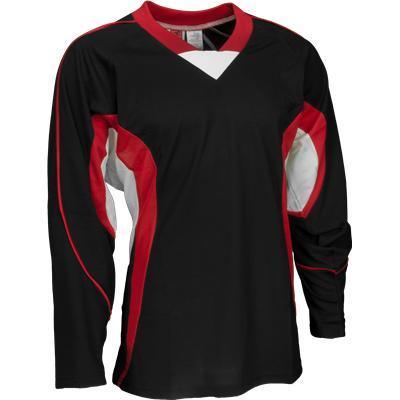 Black/Red/White (FlexxIce LITE 14100 Practice Jersey)