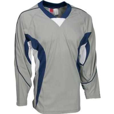 Grey/Navy/White (FlexxIce LITE 14100 Practice Jersey)