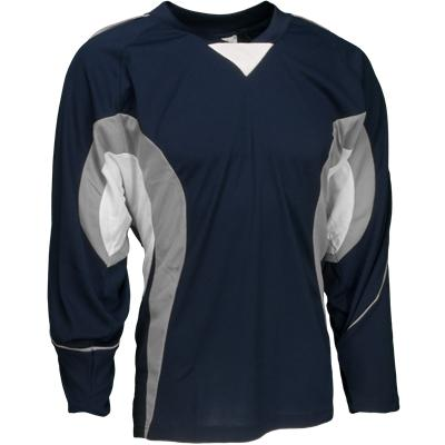 Navy/Grey/White (FlexxIce LITE 14100 Practice Jersey - Senior)
