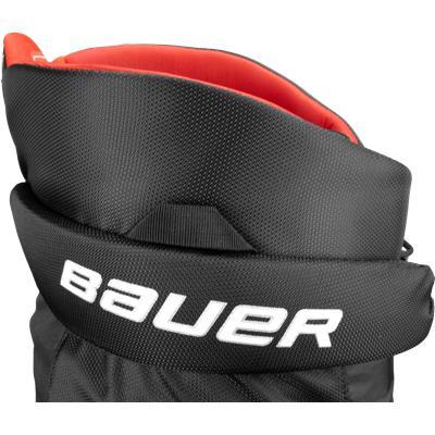 Abrasion-Resistant Hip Overlay (Bauer Vapor X 5.0 Hockey Pants - Junior)