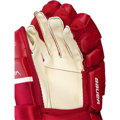 Soft Clarino Ivory Nash Palm (Bauer Vapor X7.0 Gloves)