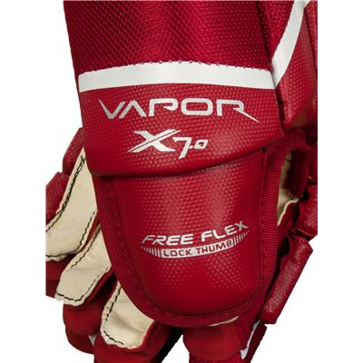 2-piece Free Flex Lock Thumb (Bauer Vapor X7.0 Gloves)