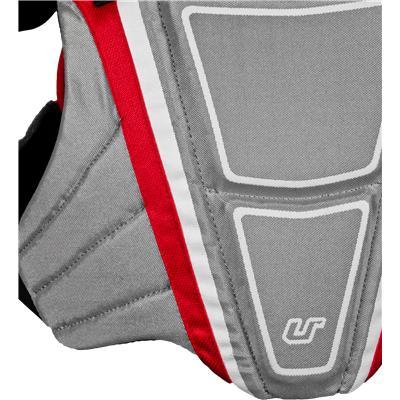 PE Reinforced/Segmented Spine Protection (CCM Shoulder Pads)