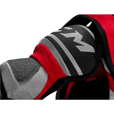 Bicep Guards With Stretch Mesh For Mobility (CCM Shoulder Pads)