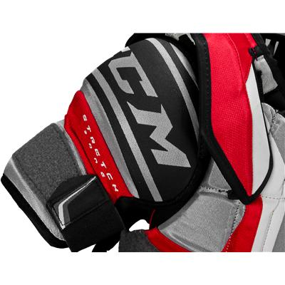 Low Profile Shoulder Caps (CCM Shoulder Pads)