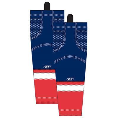 Home/Dark (Reebok Washington Capitals Edge SX100 Hockey Socks)