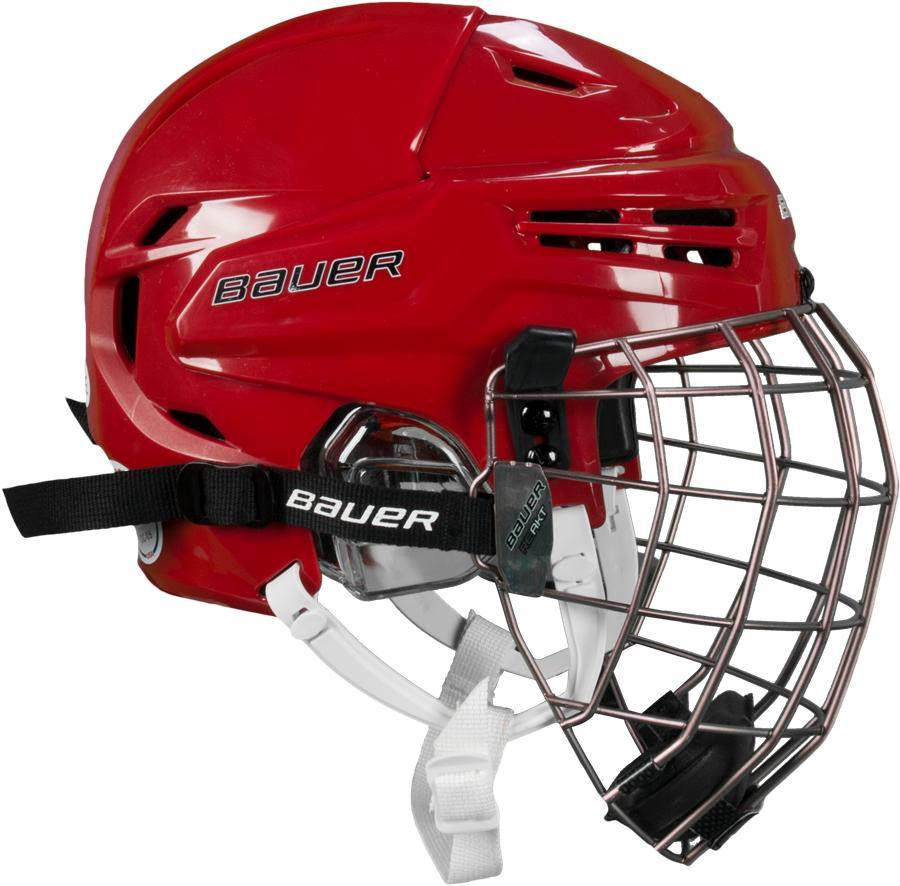 1c4d850a0a9 Helmet Features PORON® XRD (Bauer RE-AKT Hockey Helmet Combo)