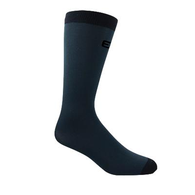 Charcoal (Elite Hockey Pro Liner Knee Length Coolmax Socks - Youth)
