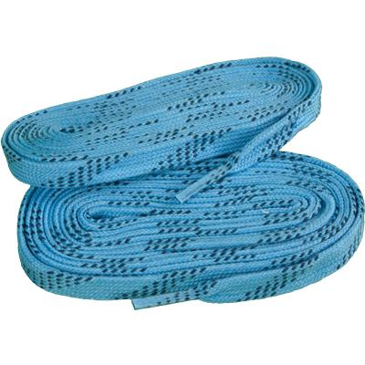 Columbia Blue/Navy (Elite Hockey Pro-X7 Molded Tipped Laces)