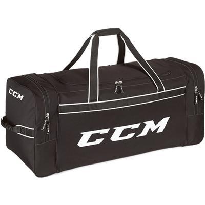 Black (CCM U + 08 Elite Carry Bag)