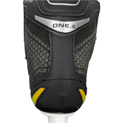 Great Yet Forgiving Feel Throughout The Boot (Bauer Supreme One.4 Ice Skates)