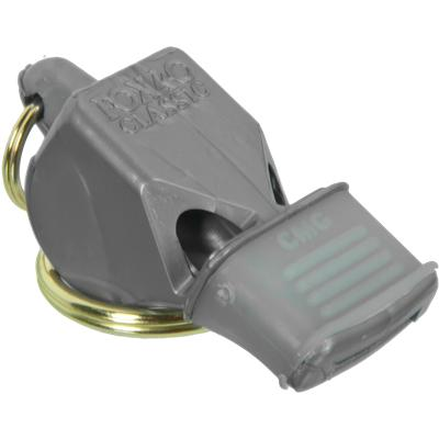 Silver (Fox 40 Classic CMG Whistle)
