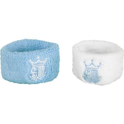 Carolina Blue/White (Brine Wrist Bands)