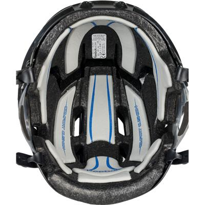 Molded EPP With Comfort Cushions (Reebok 7K Helmet)