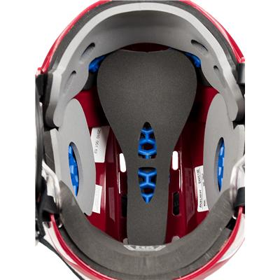Triple-Density Liner With HX-SORB Padding (Bauer 5100 Hockey Helmet)