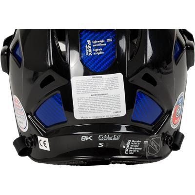CSA, HECC And CE Certified (Reebok 8K Hockey Helmet)