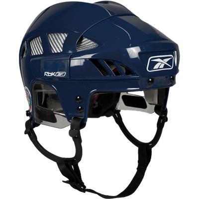 Navy/Silver (Reebok 8K Hockey Helmet)