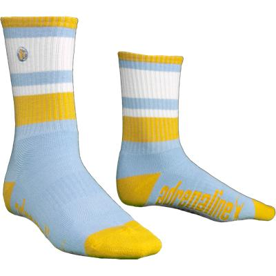 Carolina Blue/Yellow/White (Adrenaline The Directors Socks)