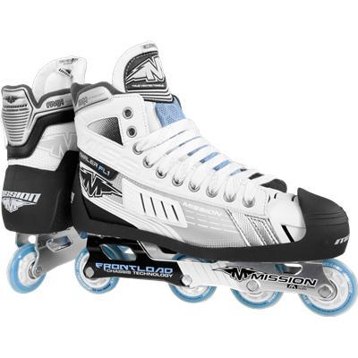 Senior (Mission Inhaler FL:1 Goalie Skates)