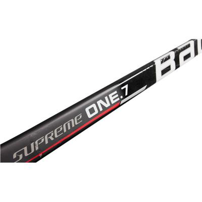 Made With Bauer's Famous GRIPTAC Texture (Bauer Supreme One.7 Grip Composite Stick)