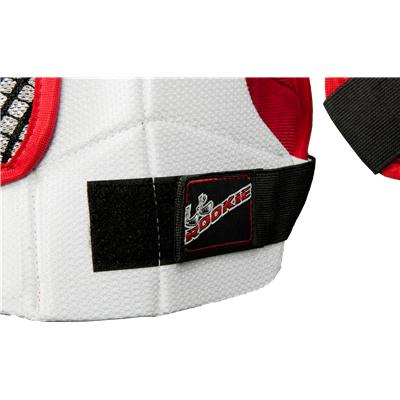 Removable Extended Abdominal Protection (Bauer Vapor Lil Rookie Hockey Shoulder Pads)