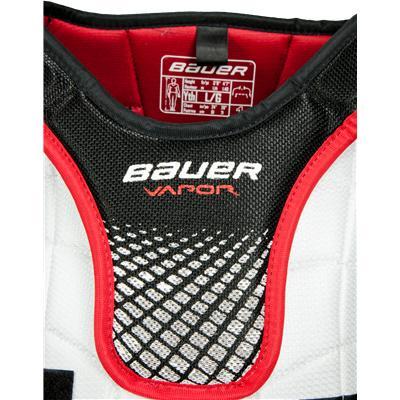 Breathable Mesh Liner (Bauer Vapor Lil Rookie Hockey Shoulder Pads)